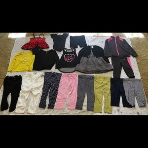 Other - Bundle Of Toddler Girl Clothing